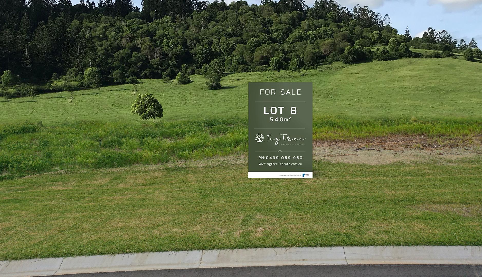 Lot 8 Fig Tree Estate